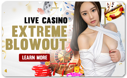 LIVE CASINO EXTREME BLOWOUT