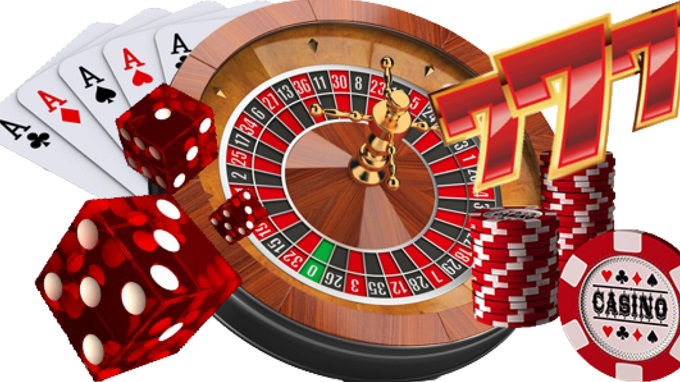 What are the casino dice games?