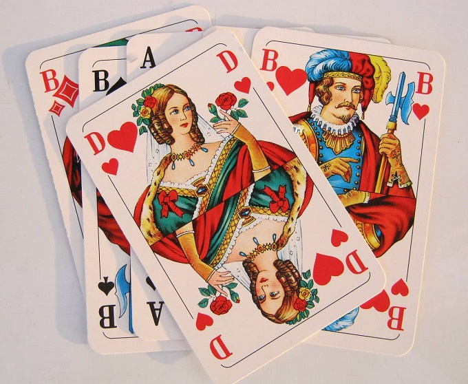 nice deck of cards