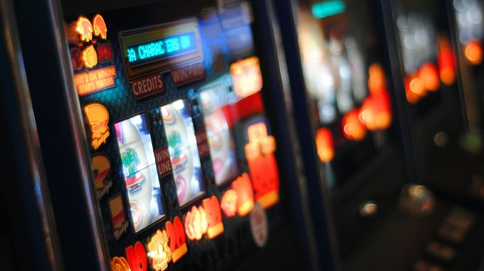 What is a slot machine?