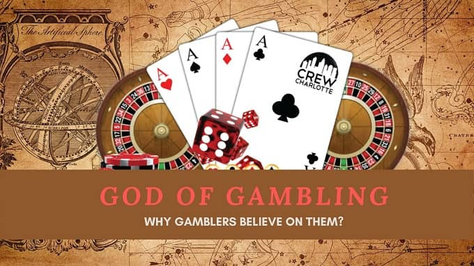 God of Gambling: Why gamblers believe on them?