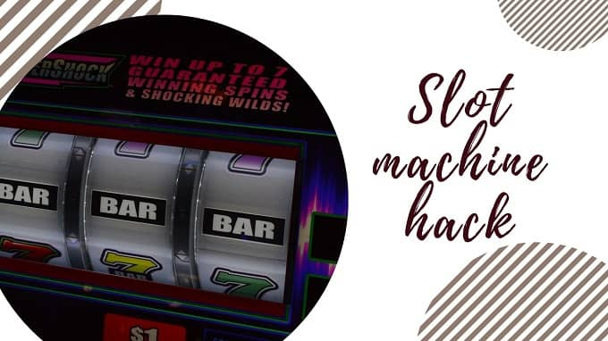 What are the tricks to winning on slots?