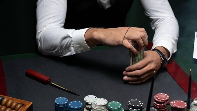 Do you have gambling problems?