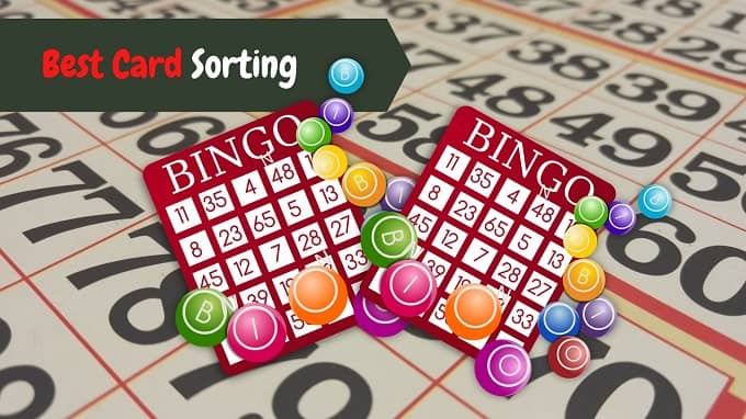 What are the rules to follow in an online bingo game?
