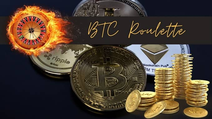What are the popular BTC Roulette games?