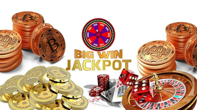 What are the benefits of playing Bitcoin gambling games?