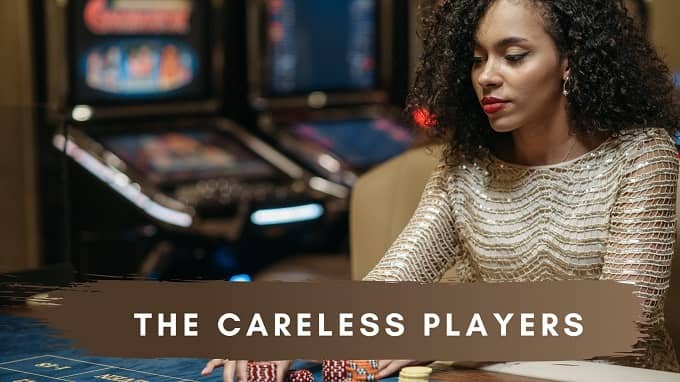Among the 16 personalities strategies, who are the most impulsive casino players?
