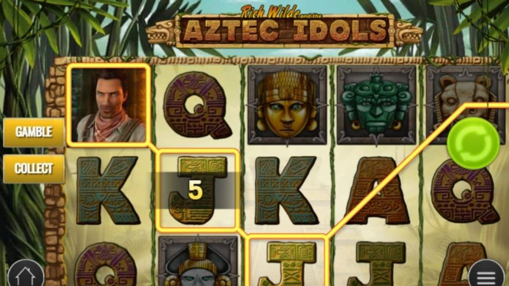 What is the hottest Aztec slot machine in 2021?