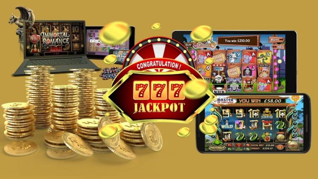 What are the best high-limit slots online?