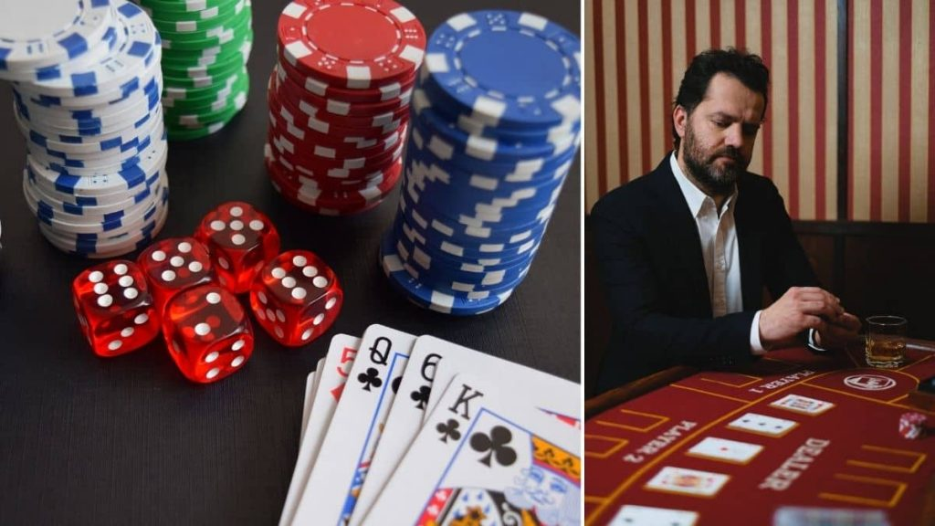 What are the signs of bipolar disorder and gambling problems?